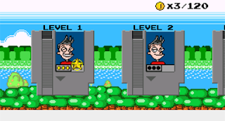 juego Super Pixel Mike