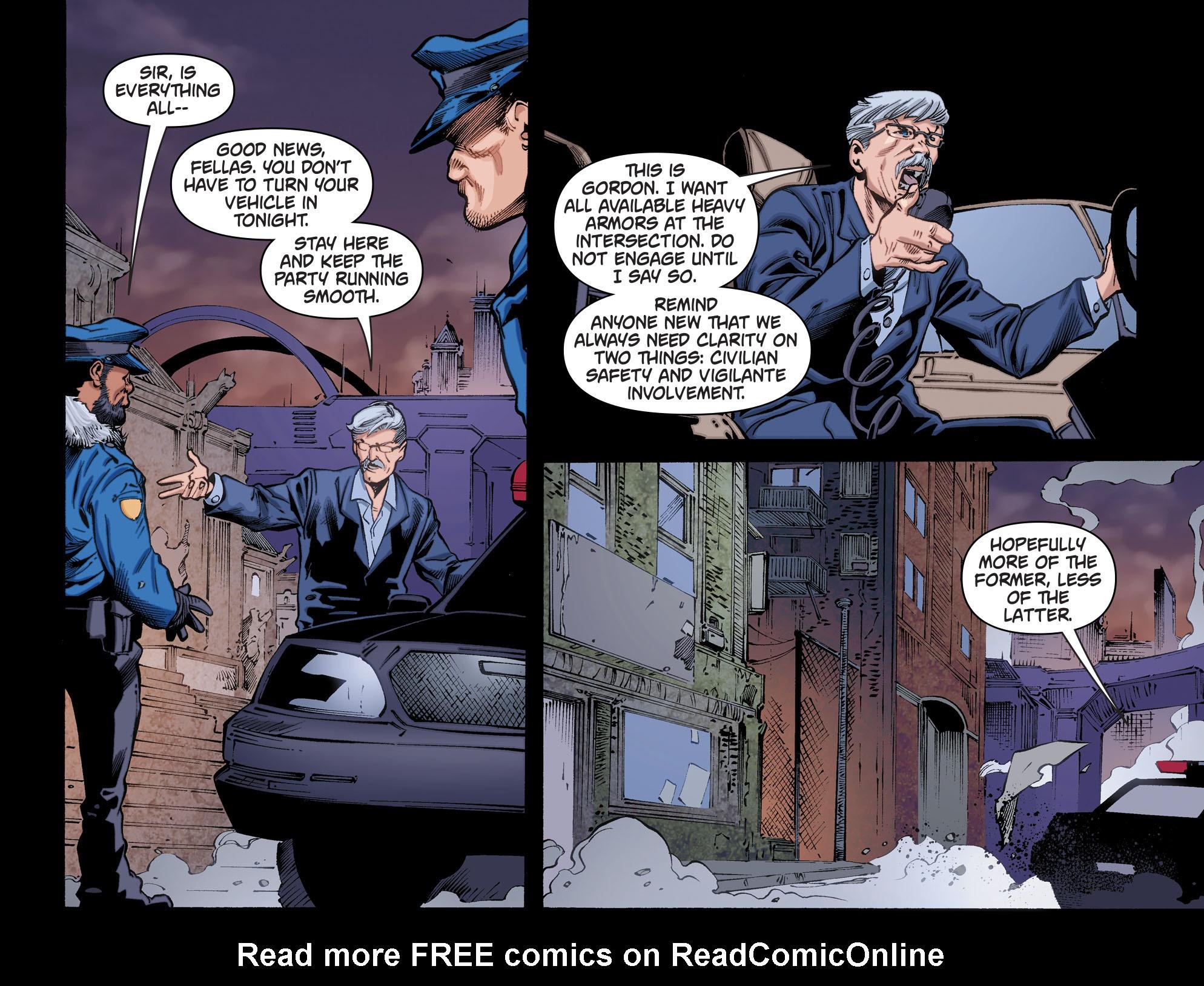 Batman: Arkham Knight [I] Issue #23 #25 - English 9