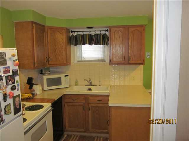 painted cabinets and my kitchen makeover - Behr Paint Kitchen Cabinets
