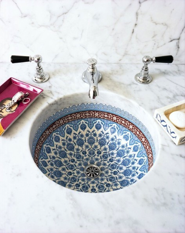 moorish sink