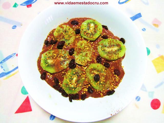 fruta frutos secos