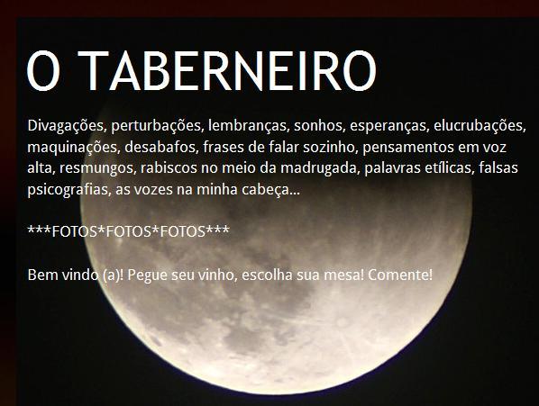 O TABERNEIRO