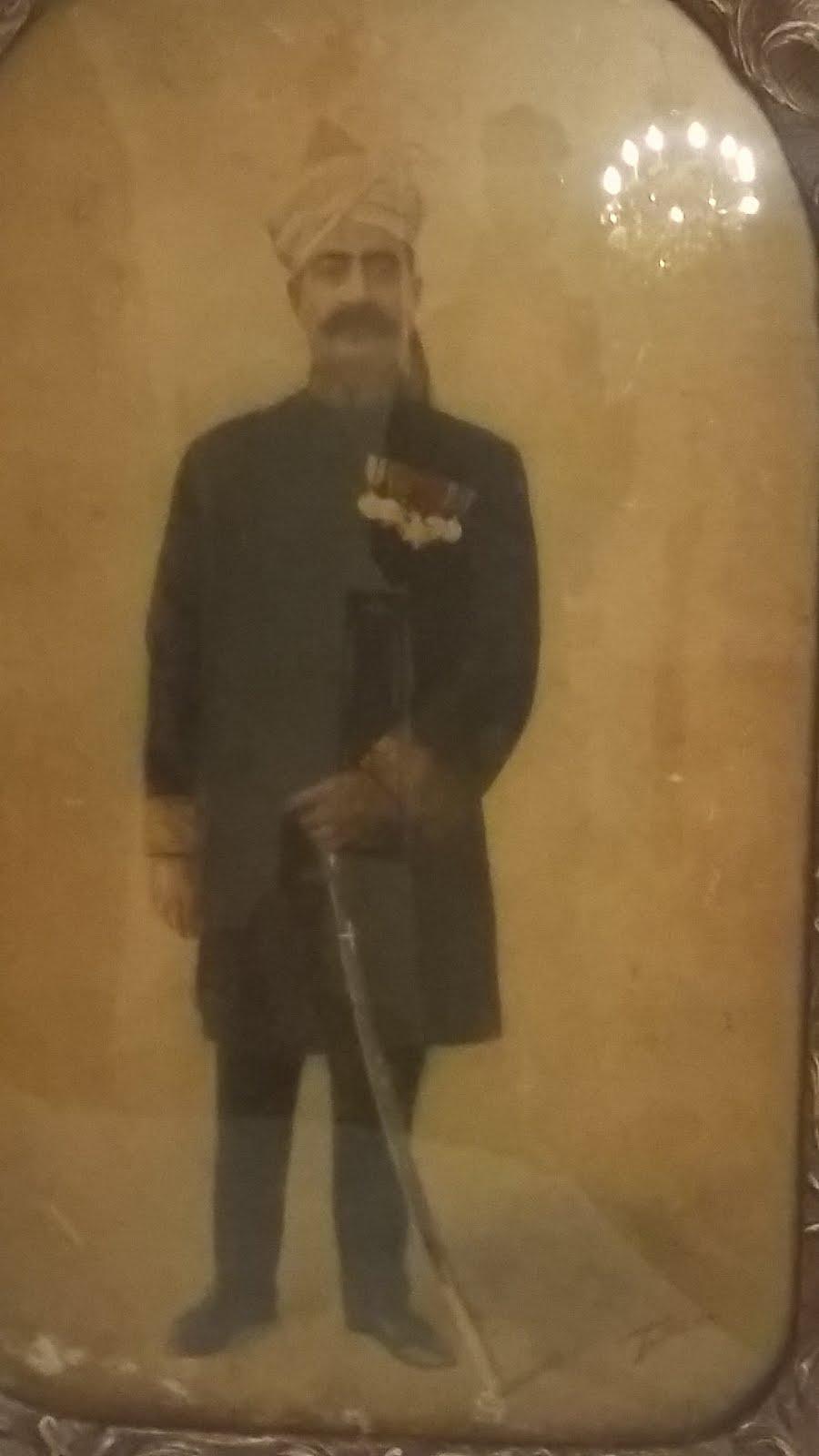 HH Raja Muhamad Akbar Khan