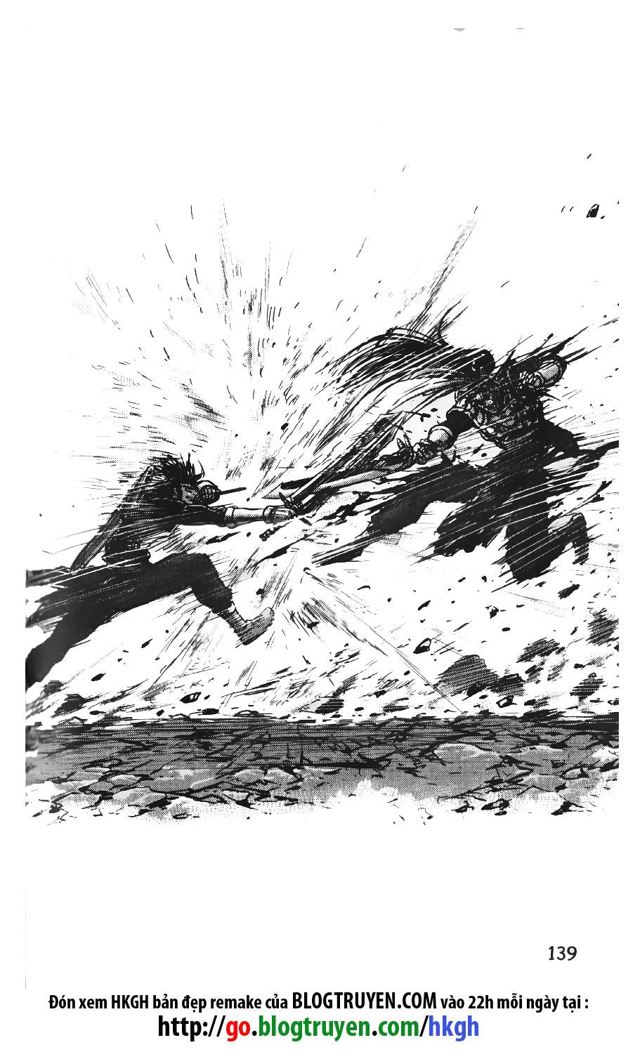 Hiệp Khách Giang Hồ trang 1