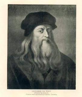 2. Leonardo da Vinci Universal Genius,asal Italy, IQ 220