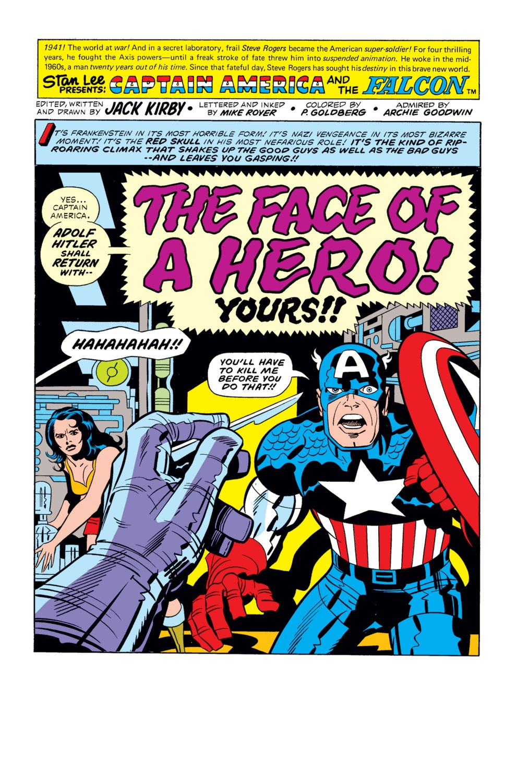 Captain America (1968) Issue #212 #126 - English 2