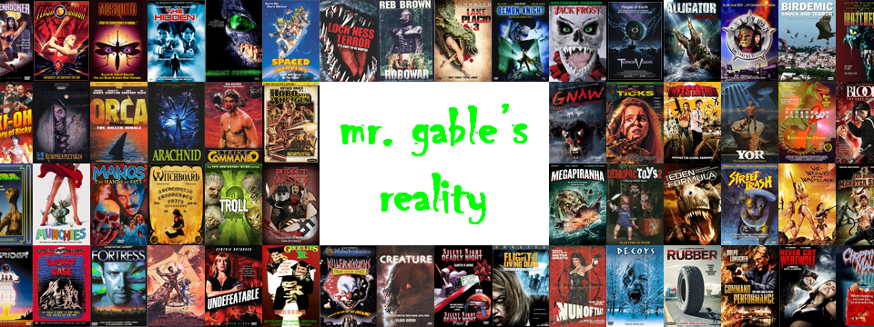 Mr. Gable&#39;s Reality