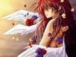 Anjos em Mangá-Wallpapers