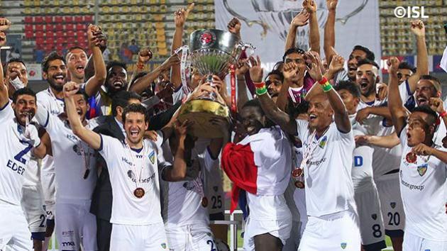 Chennaiyin FC beat FC Goa to win Hero ISL 2015
