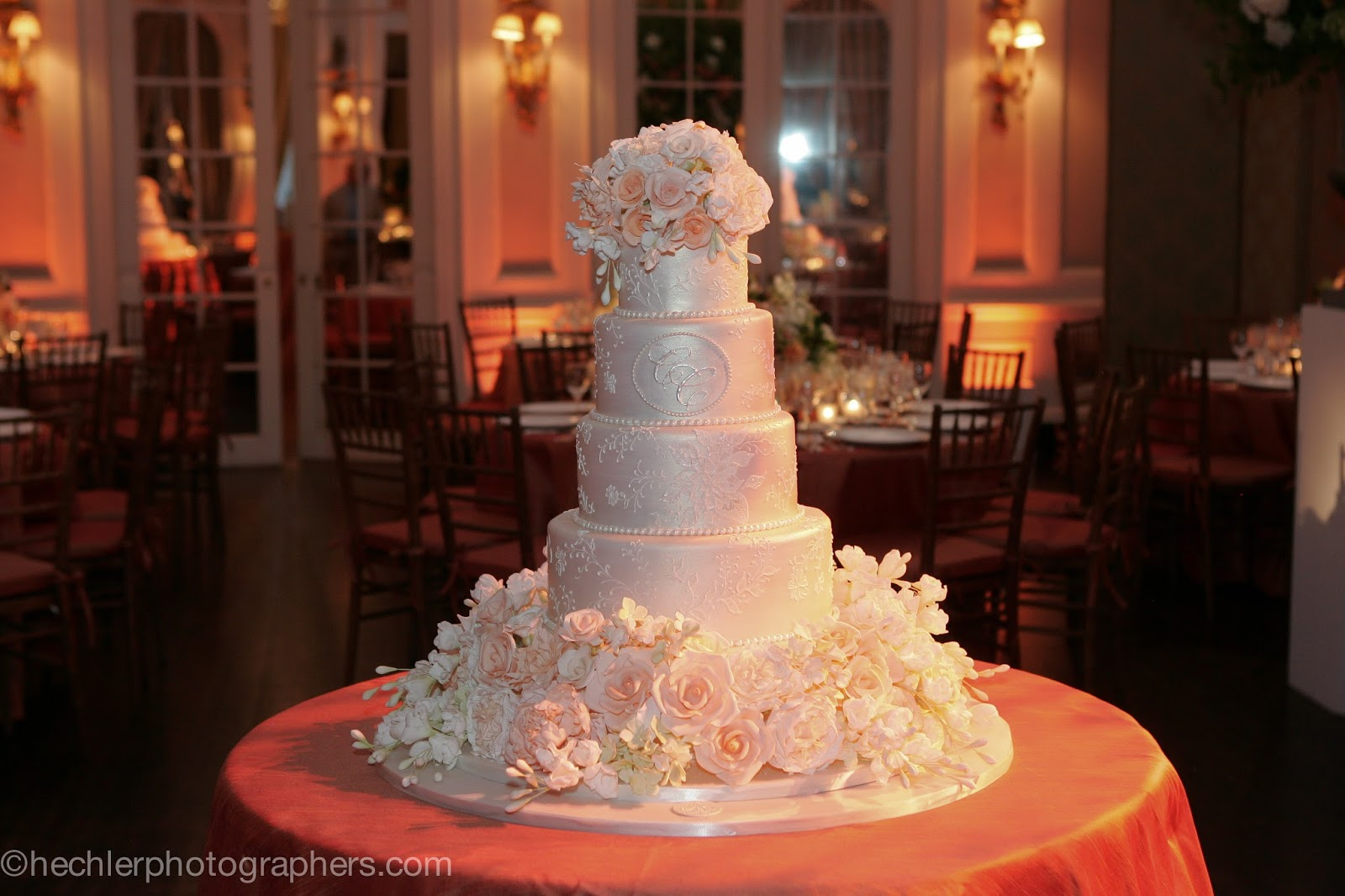 by garry ana parzych a spring custom wedding cake manhattan nyc
