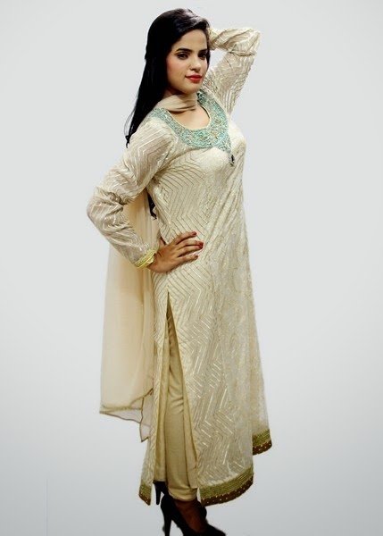Deepak Perwani - Eid Dress Designs