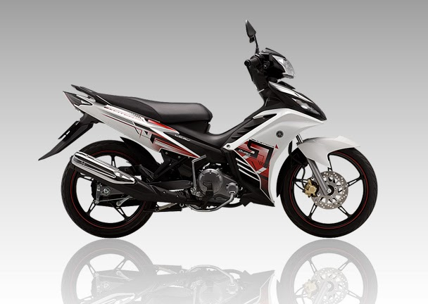 Yamaha Exciter R trắng