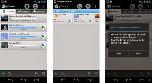 uTorrent Pro Android Apk İndir