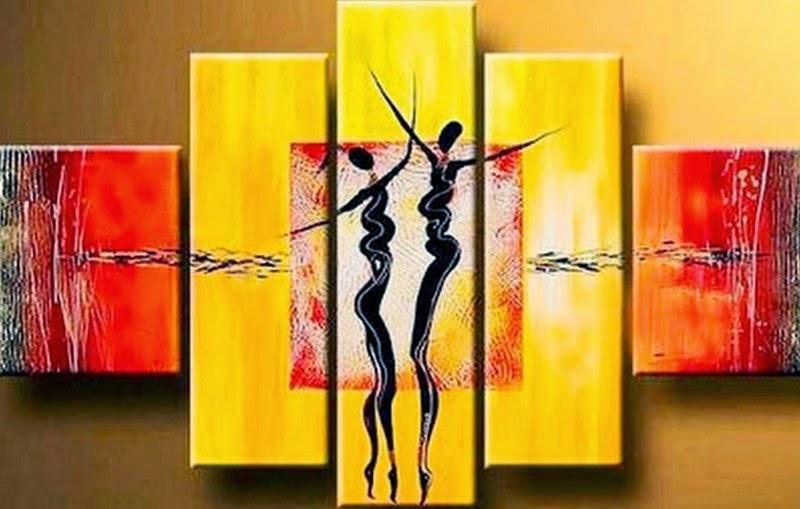 Pintura Moderna y Fotografía Artística : Pinturas Africanas y ...
