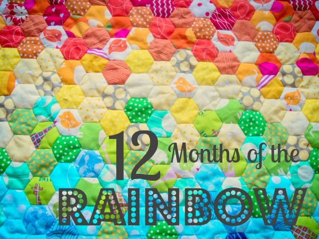 12 Months of the Rainbow