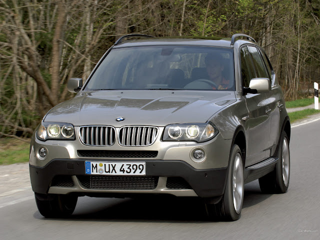 New photo of BMW X3 vehicle