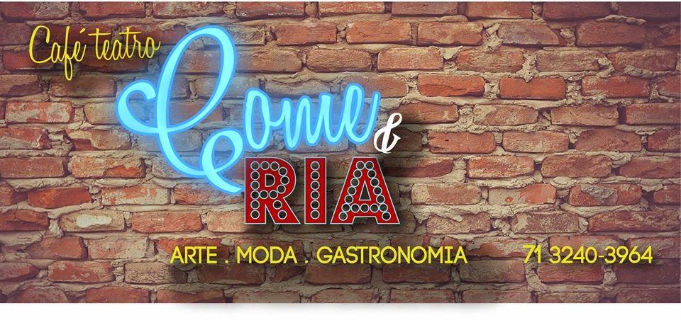 CAFÉ TEATRO COME & RIA