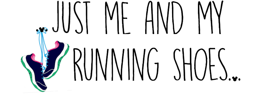 ...Just Me and My Running Shoes...