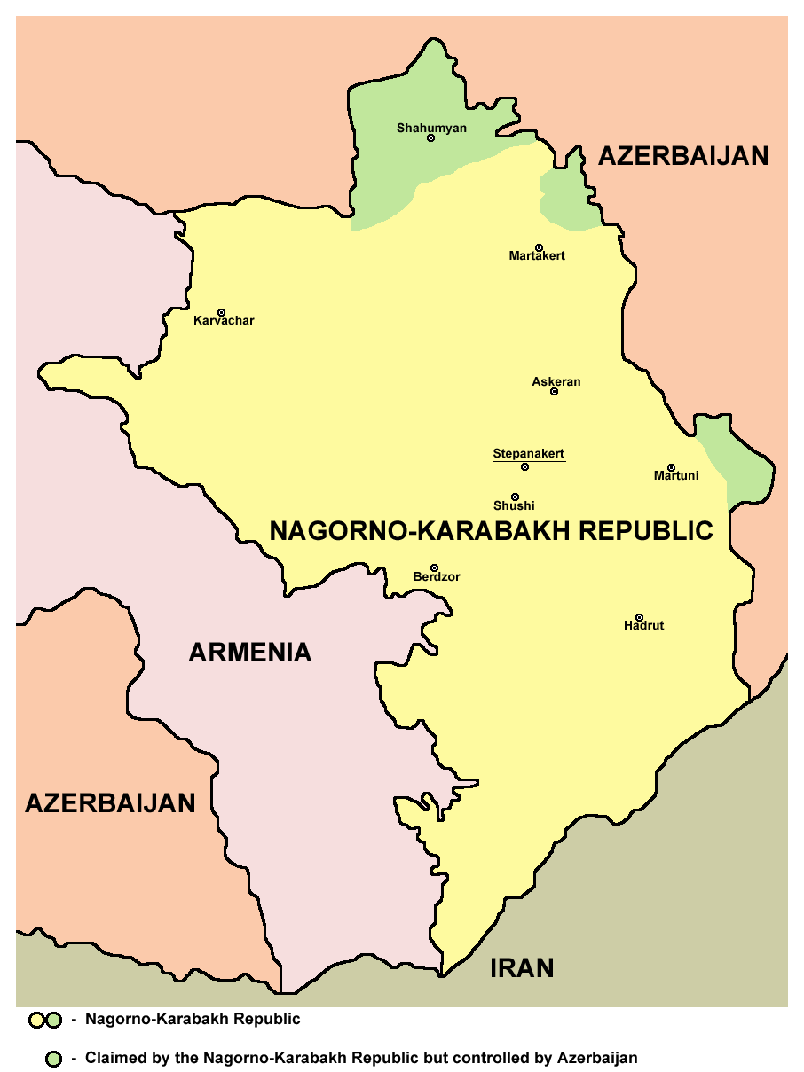armenian settlements and a distinct political entity have existed in artsakh since the second century bc ancient greek and roman historians