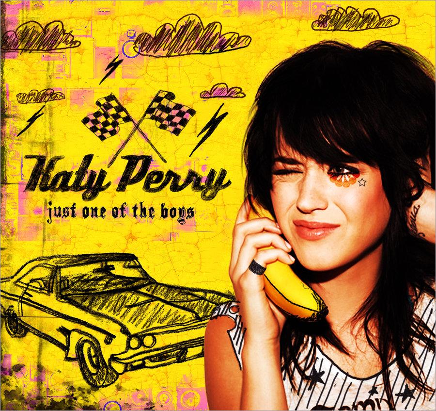 Katy Perry: Katy Perry Album Cover
