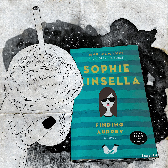 http://ingridevart.tumblr.com/post/133090988929/finding-audrey-by-sophie-kinsella