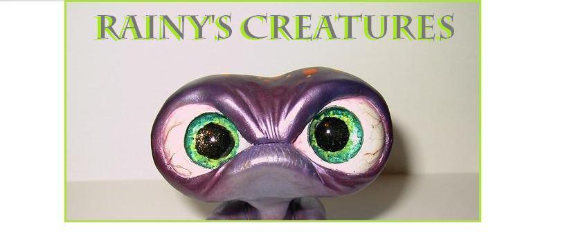 Rainy's Creatures