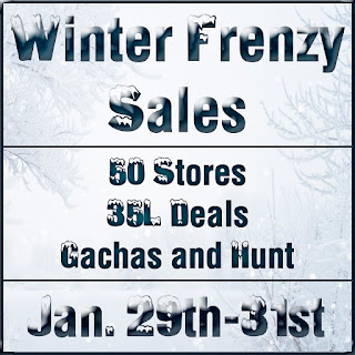Winter Frenzy Sales