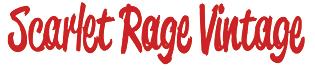 Scarlet Rage Vintage