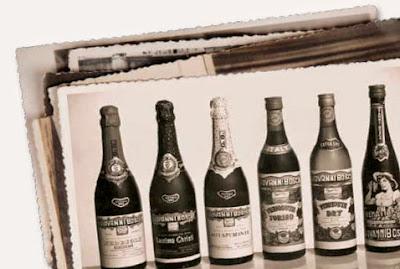tosti , bollicine, vini, aperitivi, liquori e amari dal 1820.