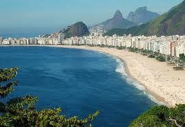 Playas Copacabana e Ipanema, Brasil