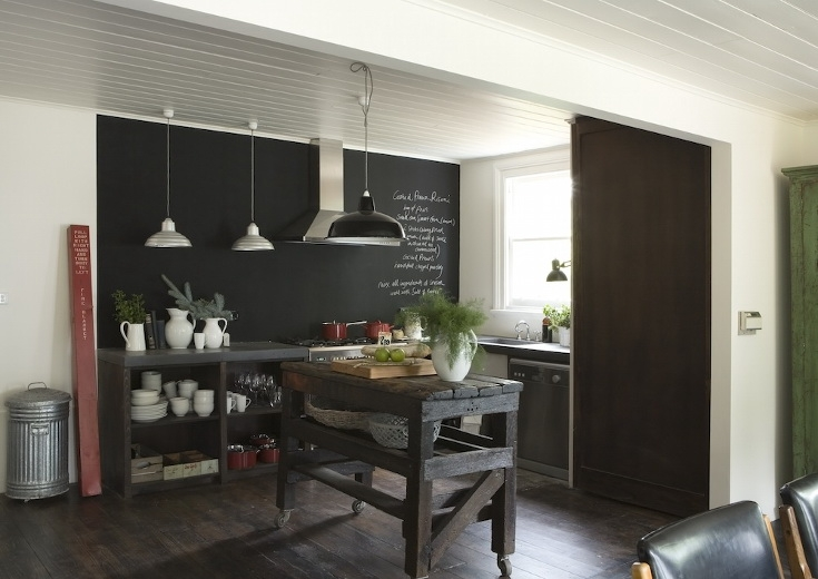 Beautiful Idee Pittura Pareti Cucina Pictures - Design & Ideas ...