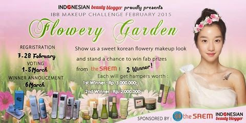 http://indonesianbeautyblogger.com/2015/02/ibb-make-up-challenge-february-flowery-garden/