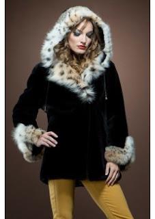Fur jackets for women