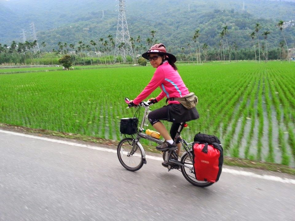 Love the Fold: Spring Ride in Taiwan Day 3 - Jiaoxi to