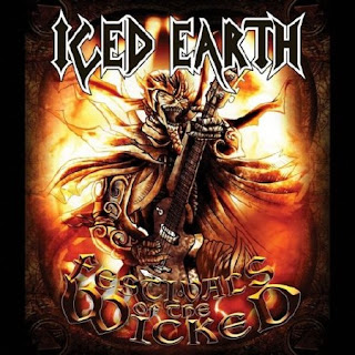 free download Album Review Iced Earth - Festivals Of The Wicked (Live) 3 CD (2011)