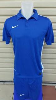 gambar detail dan toko online enkosa sport Jersey setelan futsal Nike Challenge warna biru terbaru 2015