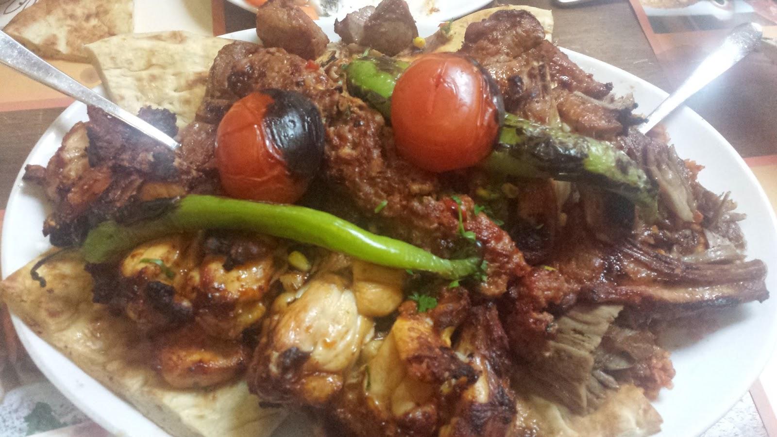 Afghan vs turkish food pashtuns forum for Cuisine vs food