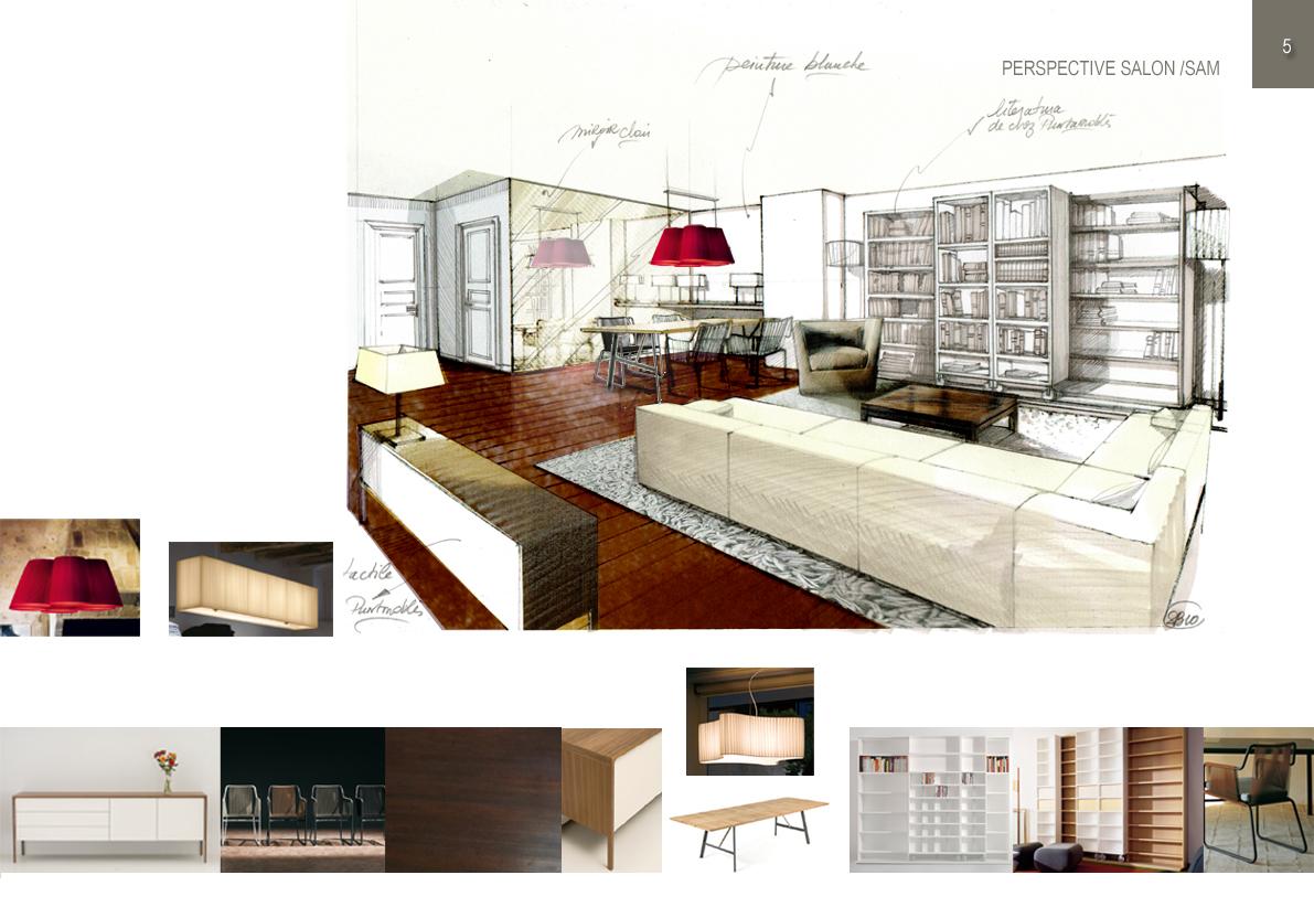 Sophie bannwart architecte d 39 int rieur - Architecte d interieur france 5 ...