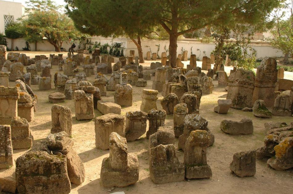 Самое страшное кладбище в мире