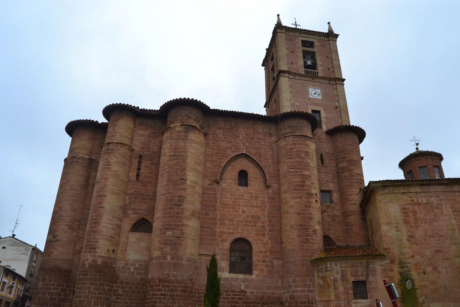 Nájera. Guía de viaje de La Rioja Alta. Tu Maleta.