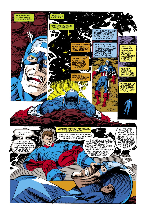 Captain America (1968) Issue #436 #386 - English 21