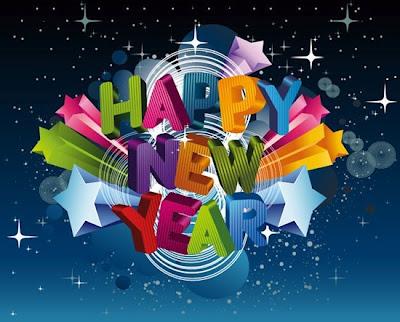 Warning Signs: New Year\'s Greetings