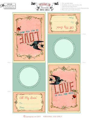 Valentines Printables 