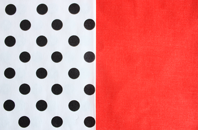national stationery week - polka dot bag from present and correct