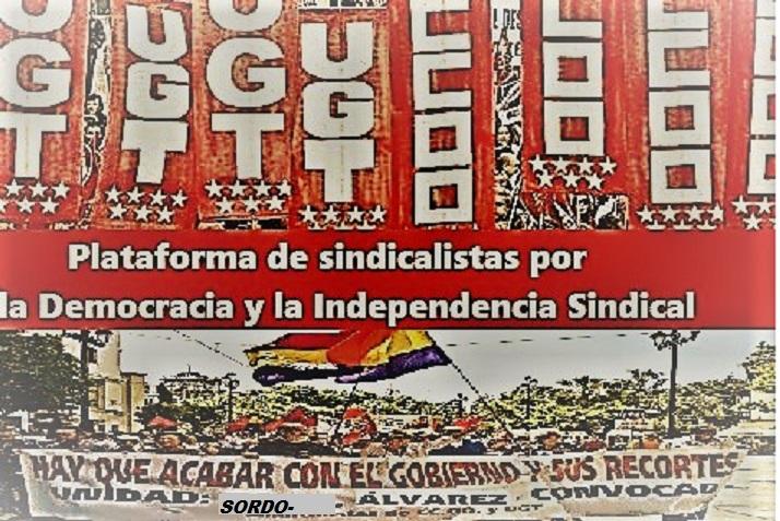 Plataforma de Sindicalistas por la democracia y la independencia sindical