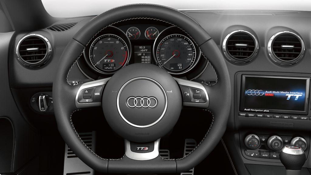 Audi Tts Coupe Quattro 2015 Interior Cars Wallpaper Gallery