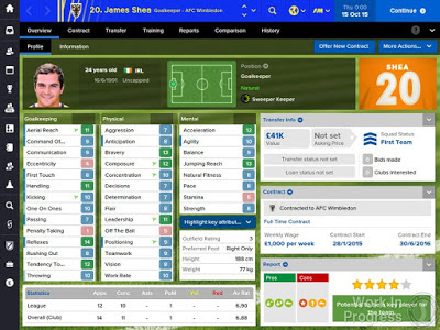 Football Manager 2016 Apk-screenshot-1