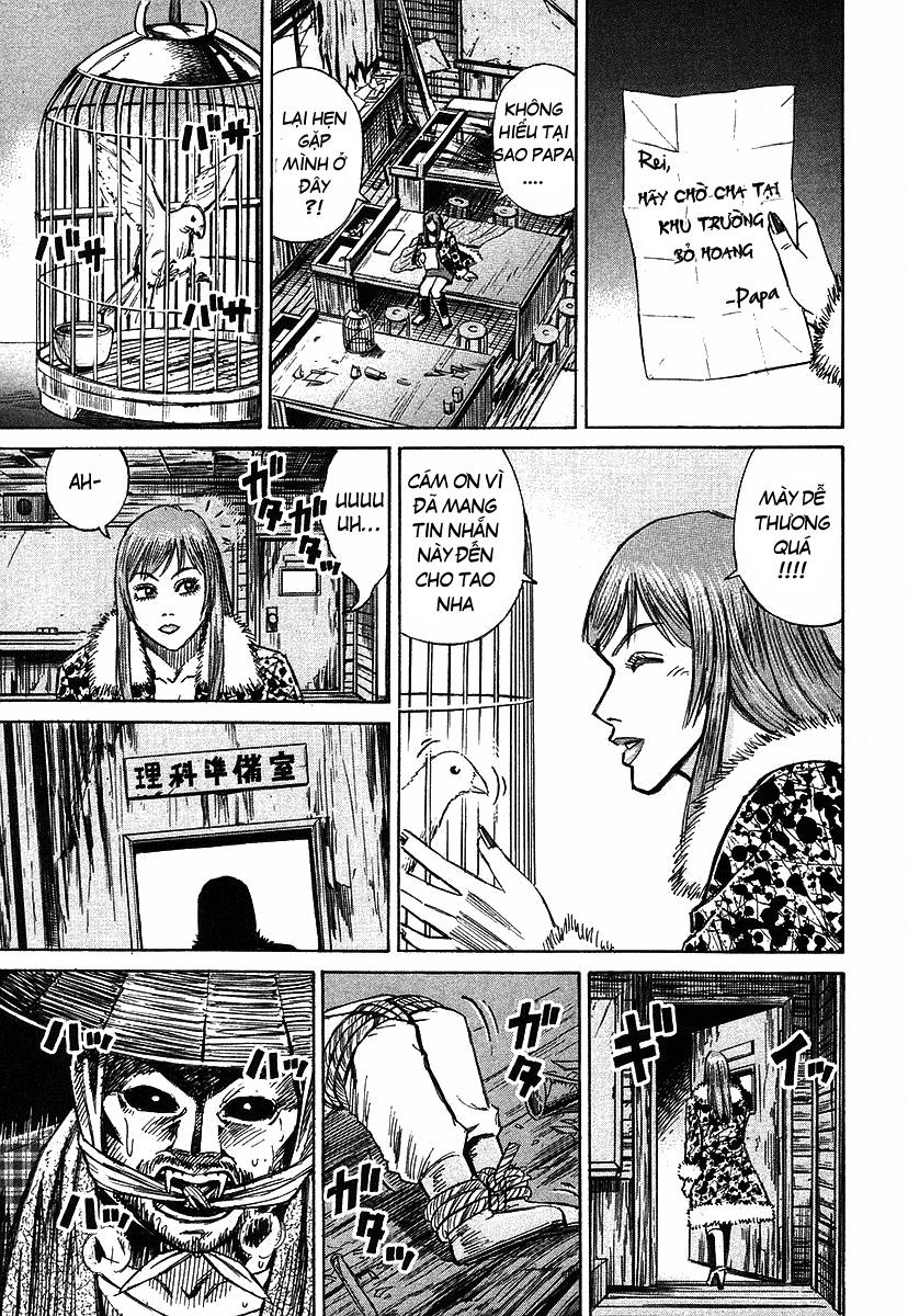 Higanjima chap 101 page 3 - IZTruyenTranh.com