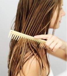 Cara Membuat Rambut Kasar menjadi Halus