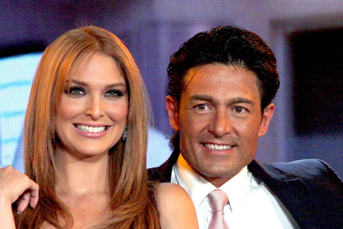 Fernando Colunga Y Blanca Soto 2014 Colunga y Blanc...